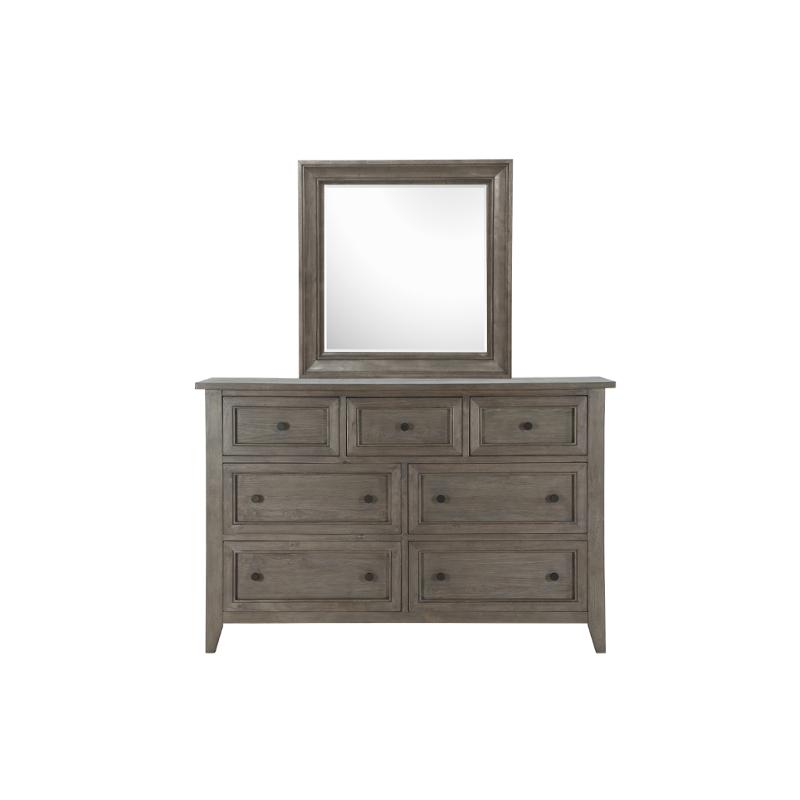 B3744 20 Magnussen Home Furniture Talbot Bedroom Drawer Dresser