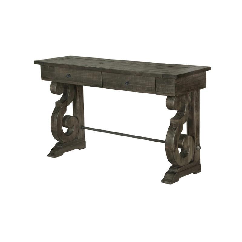 T2491 73 Magnussen Home Furniture Bellamy Rectangular Sofa Table