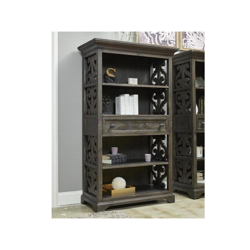 H2491 20 Magnussen Home Furniture Bellamy Home Office Bookcase