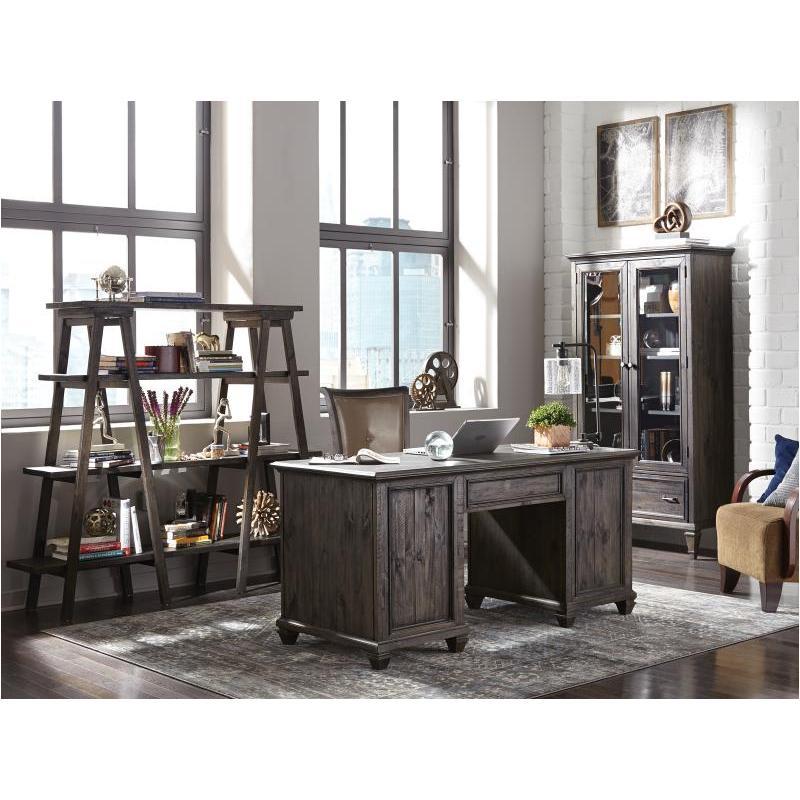 H3612 02 Magnussen Home Furniture Sutton Place Executive Desk