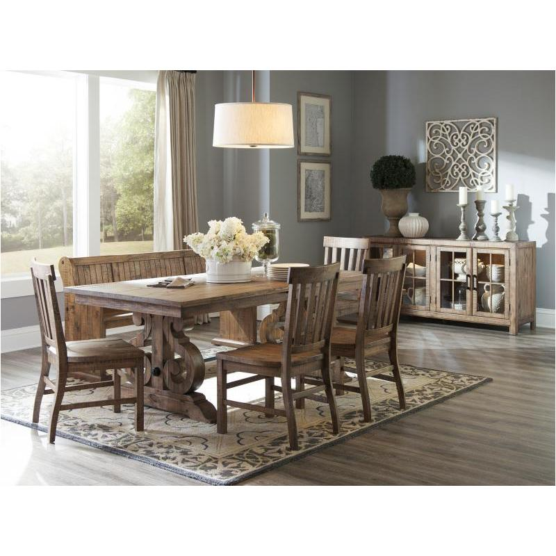 Charmant D4209 20t Magnussen Home Furniture Willoughby Dining Room Dining Table