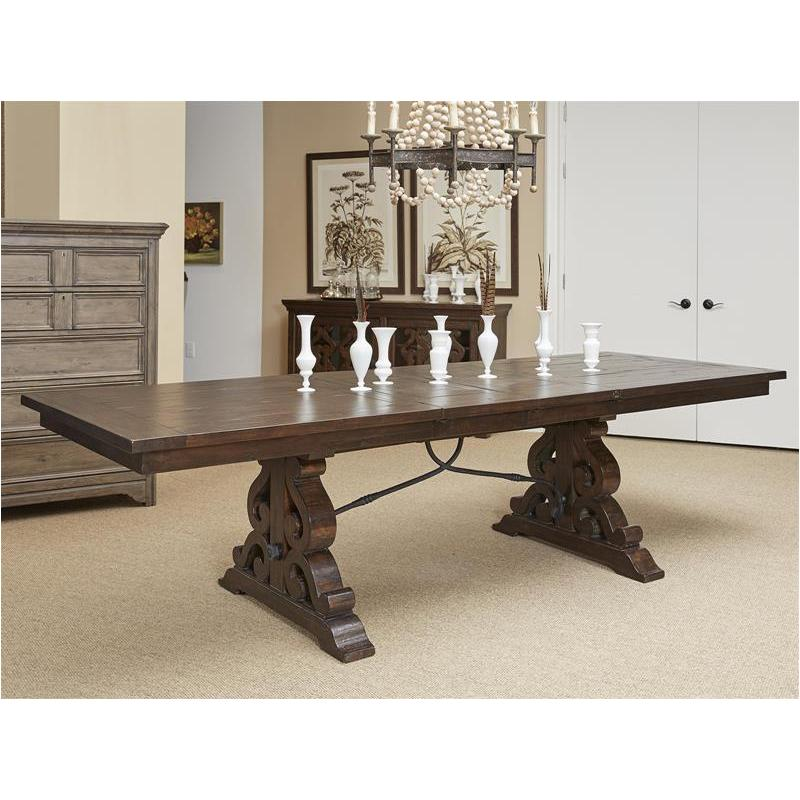 D4210 20t Magnussen Home Furniture St. Claire Dining Room Dining Table
