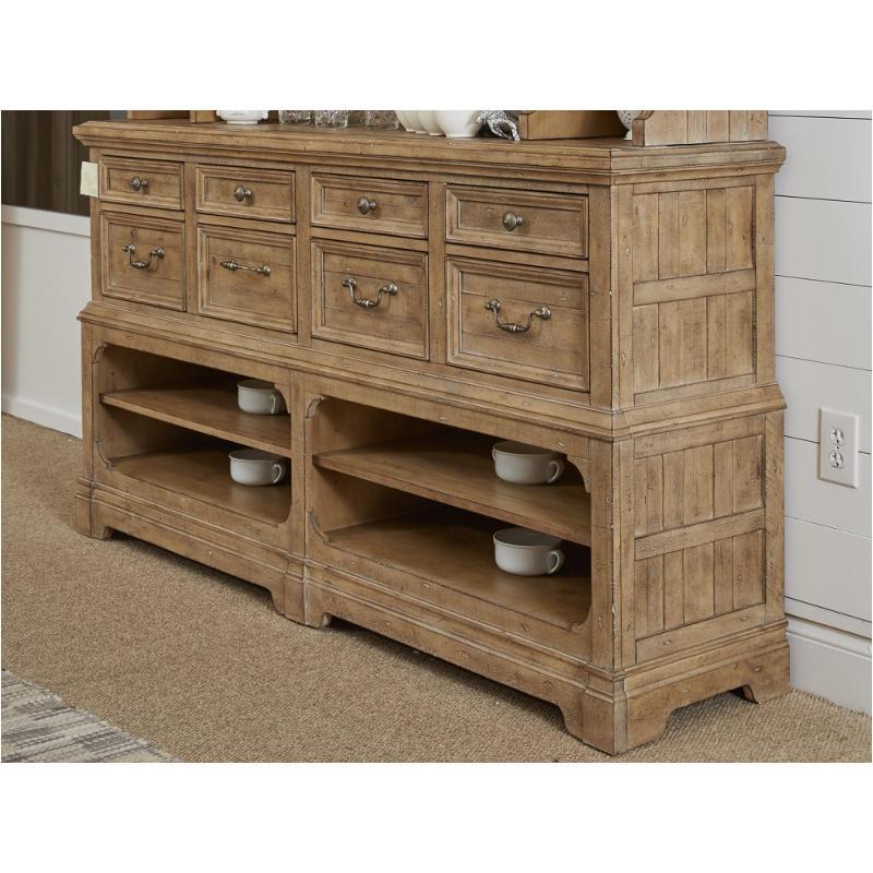 D4281 18 Magnussen Home Furniture Graham Hills Dining Room Hutch