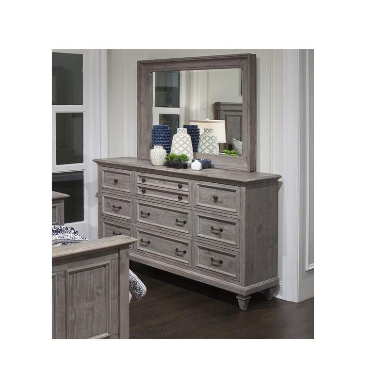 B4352 20 Magnussen Home Furniture Lancaster Drawer Dresser