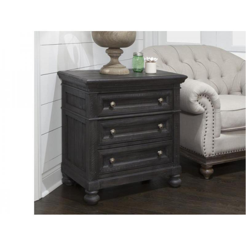 B4282 01 Magnussen Home Furniture Bedford Corners Bedroom Nightstand