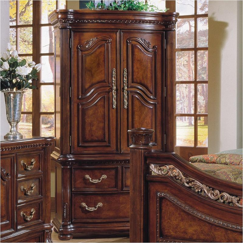 3530 045a Samuel Lawrence Furniture San Marino Bedroom Armoire