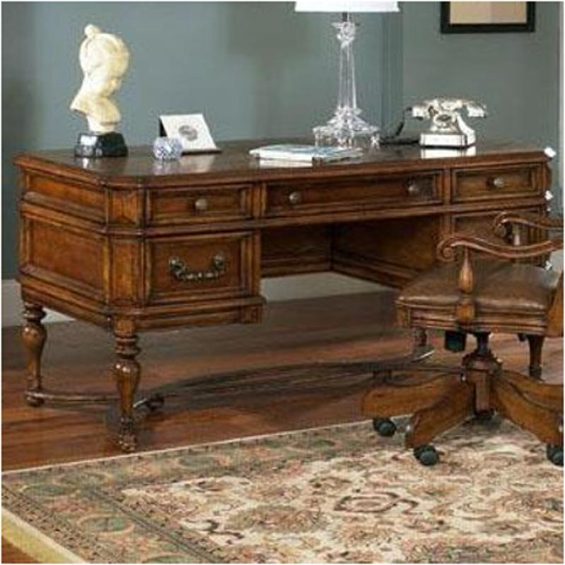 4455 912 Samuel Lawrence Furniture Madison Cherry Home Office Desk