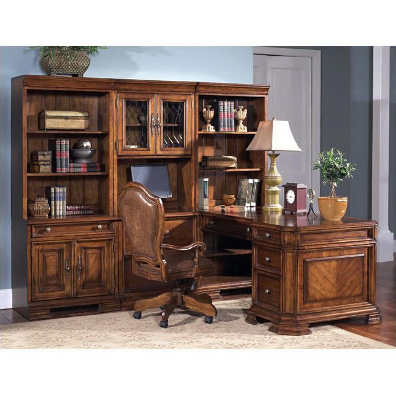 4455 924b Samuel Lawrence Furniture Madison   Cherry Home Office Desk