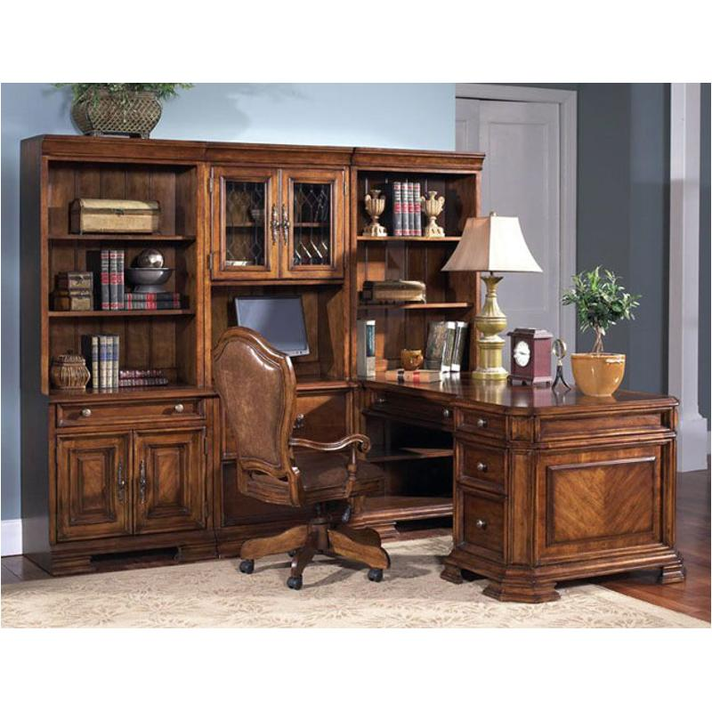 4455 926t Samuel Lawrence Furniture Madison Cherry Open Hutch Cherry