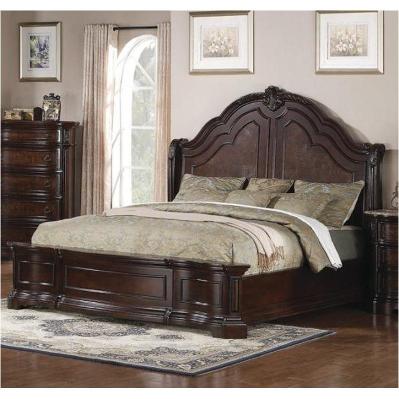 8328 252 Samuel Lawrence Furniture Edington Queen Bed