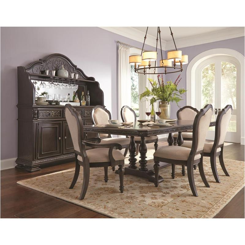 8794 131a Samuel Lawrence Furniture Monarch Trestle Table