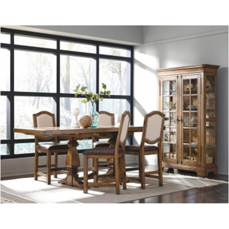 8854 136a 2 Samuel Lawrence Furniture American Attitude Dining Room Counter  Height Table