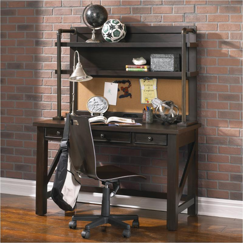 8872 413 Samuel Lawrence Furniture Clubhouse Desk Hutch