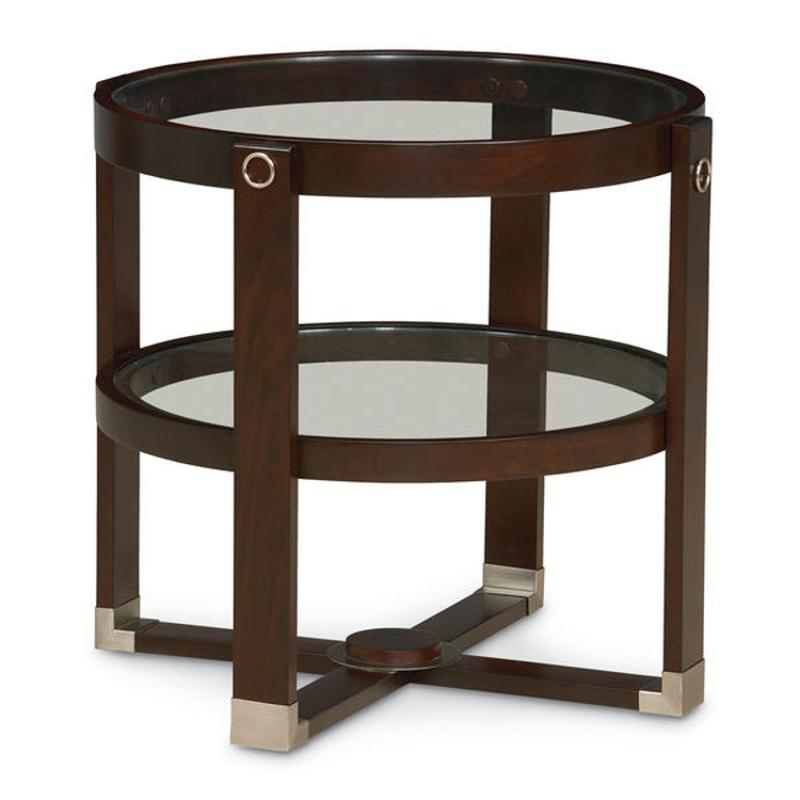 3651 330 Schnadig Furniture Abby End Table