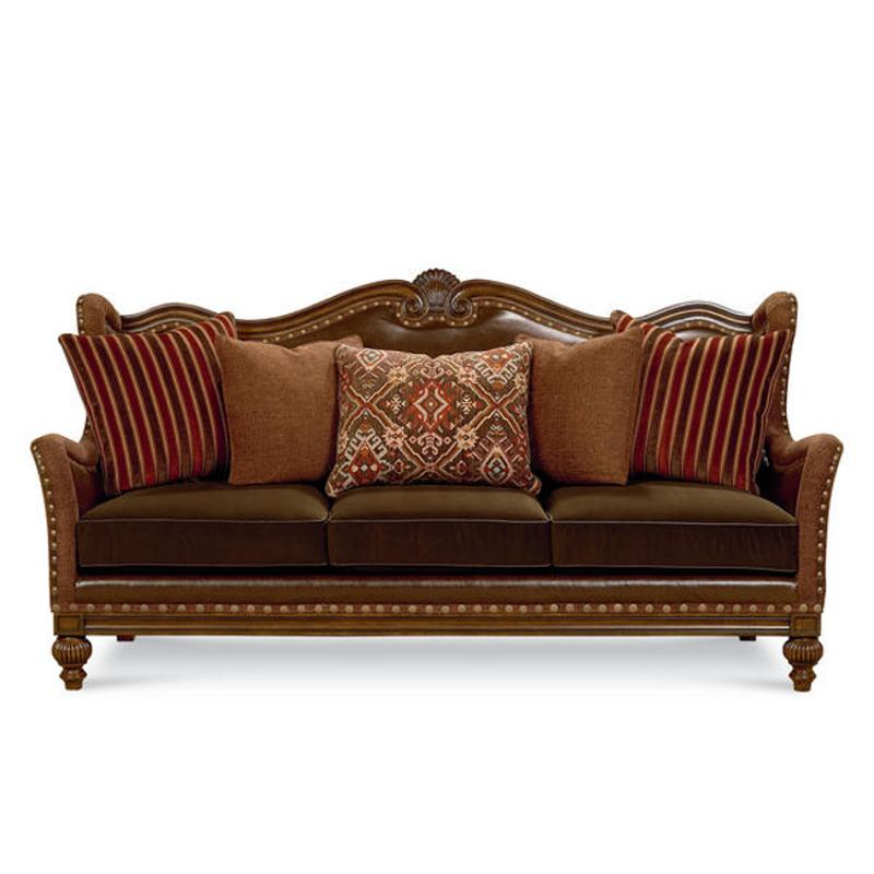 A schnadig furniture avery loveseat