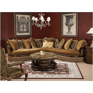 A100 007 B Schnadig Furniture Degas Living Room Sectional