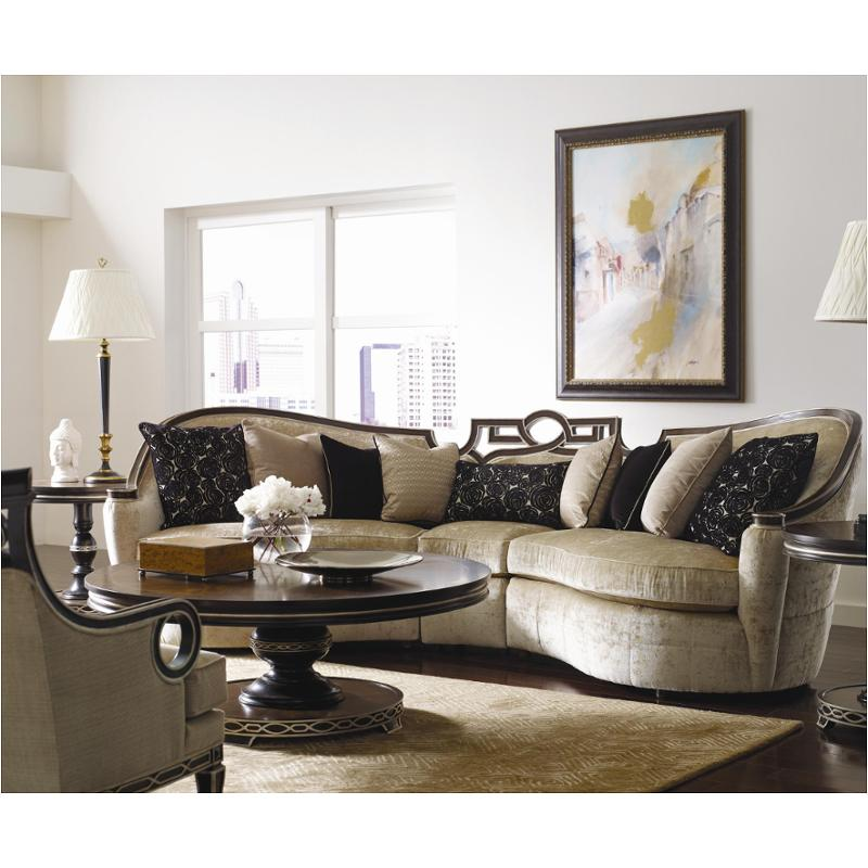 A430 005 A Schnadig Furniture Adeline Living Room Sectional