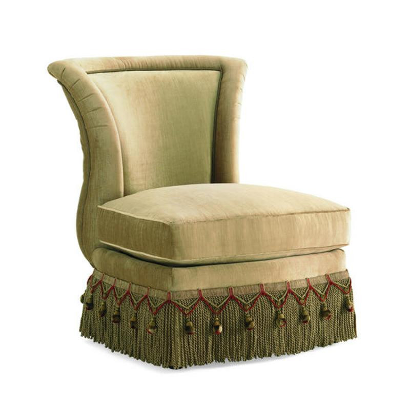 A760 004 A Schnadig Furniture Dahlia Armless Chair