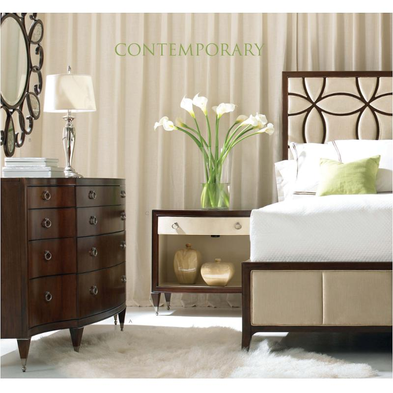 fd36eff493ed Con-quebed-001h Schnadig Furniture Classic Contemporary Bedroom Bed