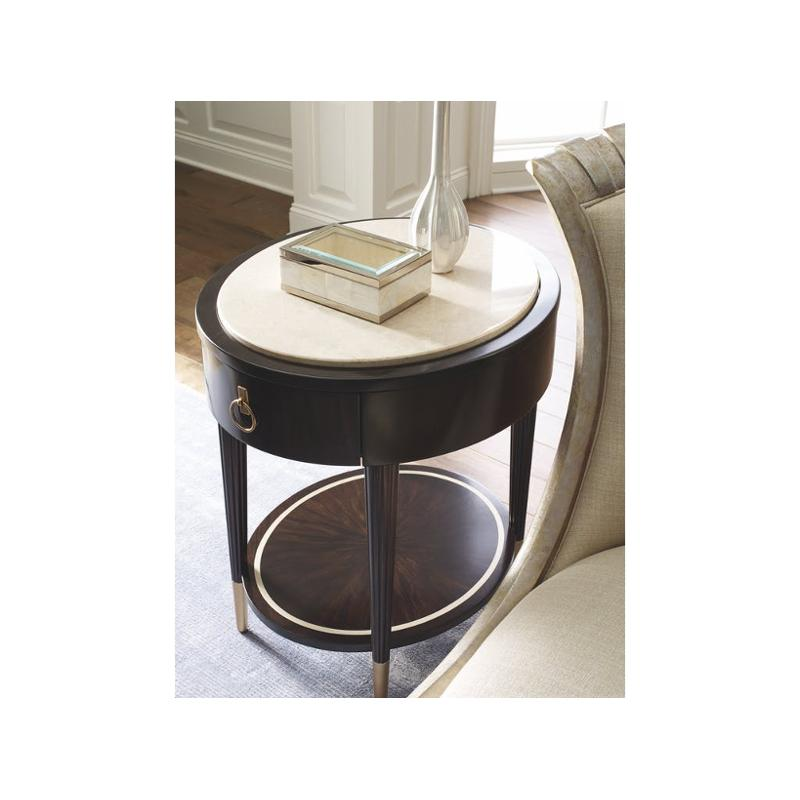B091 330 Schnadig Furniture Everly Living Room End Table