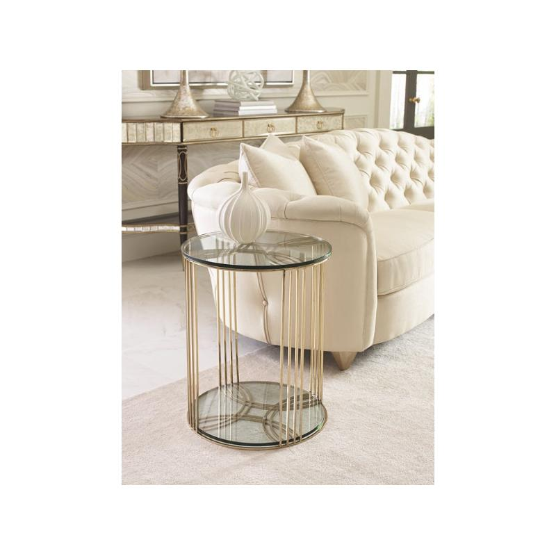 B091-331 Schnadig Furniture Everly Round Side Table