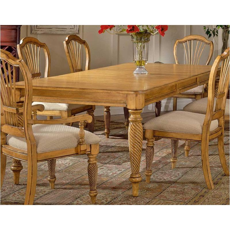 4507 819 hillsdale furniture wilshire   antique pine dining room dining table 4507 819 hillsdale furniture wilshire   antique pine dining table  rh   homelivingfurniture com
