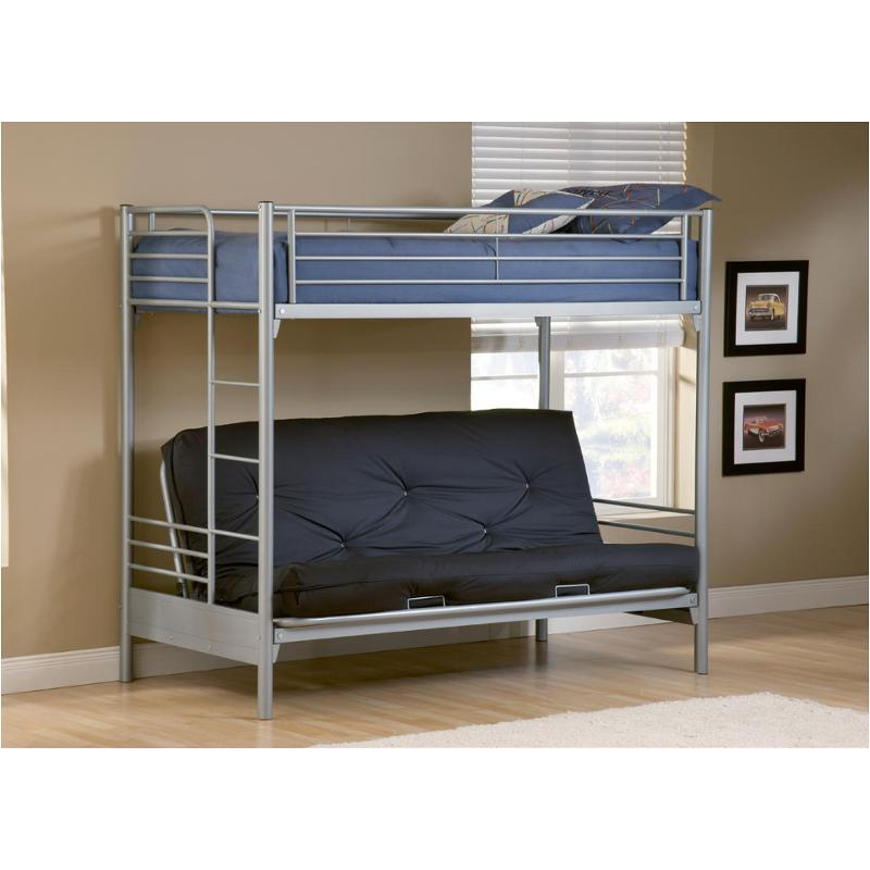 1178 015 Hilale Furniture Brayden Futon Bunk Bed
