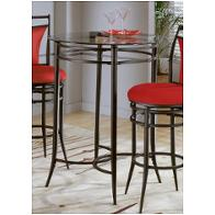 Cool 4596 840 Hillsdale Furniture Midtown Mix N Match Bar Height Bistro Table Gmtry Best Dining Table And Chair Ideas Images Gmtryco