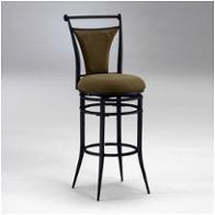 Superb 4592 832 Hillsdale Furniture Cierra Swivel Bar Stool With Bear Brown Faux Suede Gmtry Best Dining Table And Chair Ideas Images Gmtryco