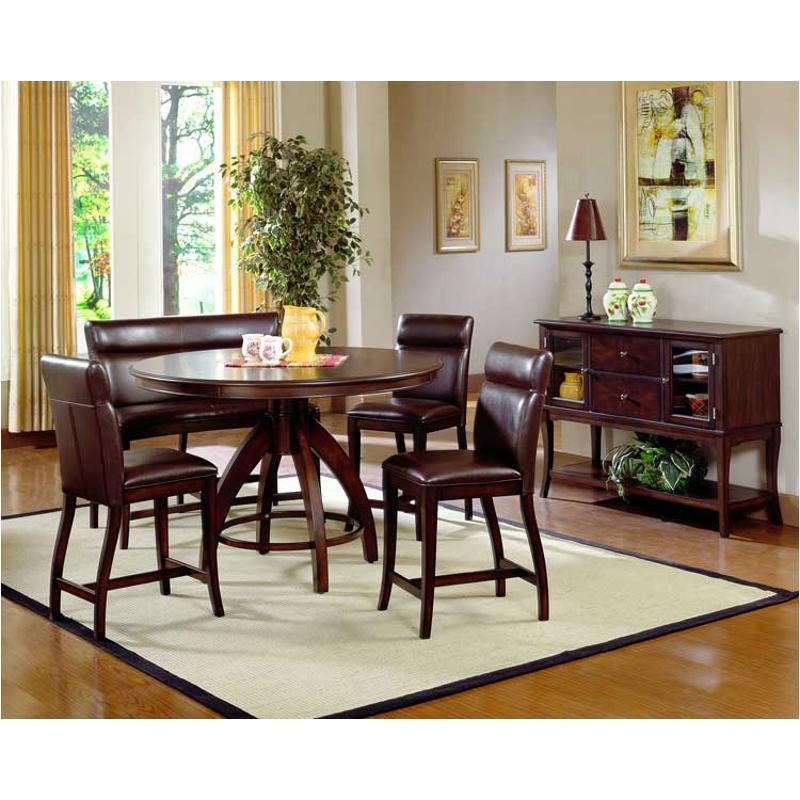4077 812 Hillsdale Furniture Nottingham Dining Room Dinette Table
