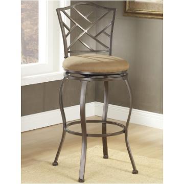 4815 843 Hillsdale Furniture Hanover Swivel Counter Stool