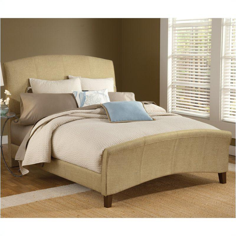 47df8bc687a8 1728-500 Hillsdale Furniture Edgerton Bedroom Queen Bed Set