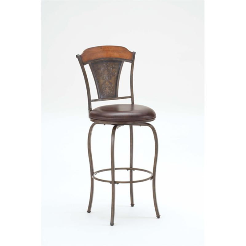 Pleasing 4715 826 Hillsdale Furniture Huntington Wood And Metal Swivel Counter Stool Pabps2019 Chair Design Images Pabps2019Com