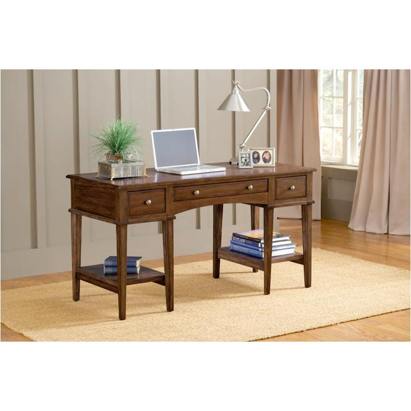 4379 861s Hillsdale Furniture Gresham   Cherry Home Office Desk