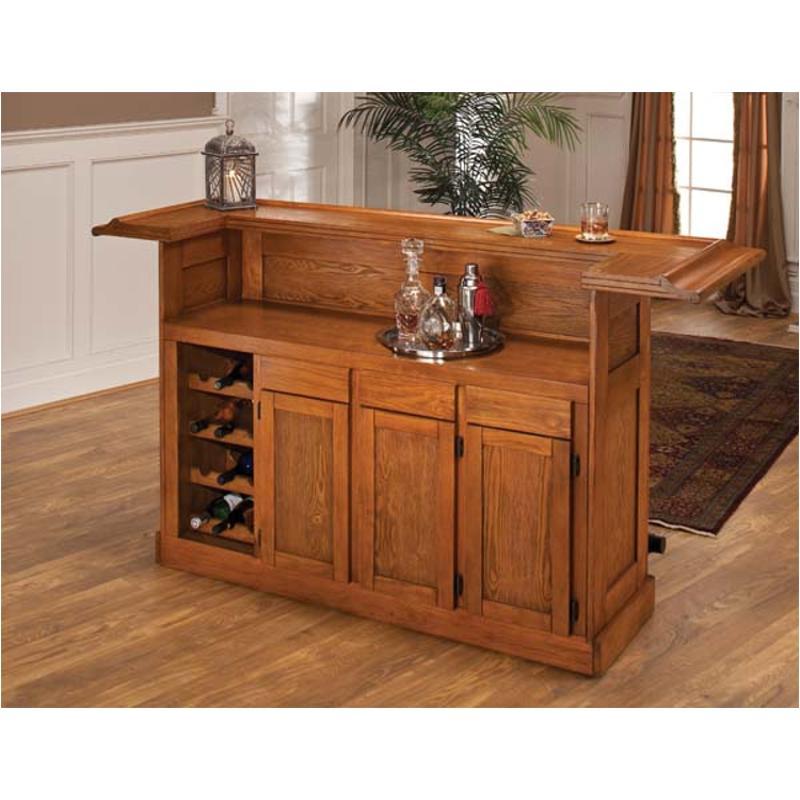 Merveilleux 62576a Hillsdale Furniture Classic Oak Accent Bar