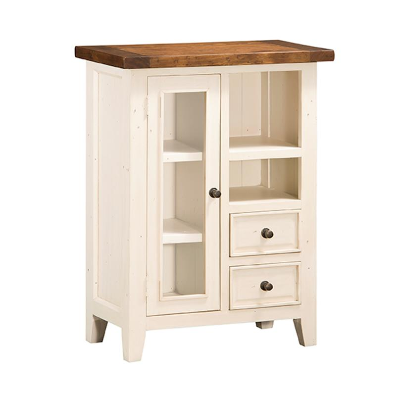5465 858w Hillsdale Furniture Tuscan Retreat Accent Accent Cabinet