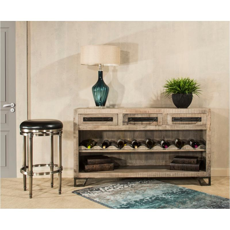 Outstanding 5806 898B Hillsdale Furniture Bridgewater Console Table With Removable Wine Rack Brushed Tan Frankydiablos Diy Chair Ideas Frankydiabloscom