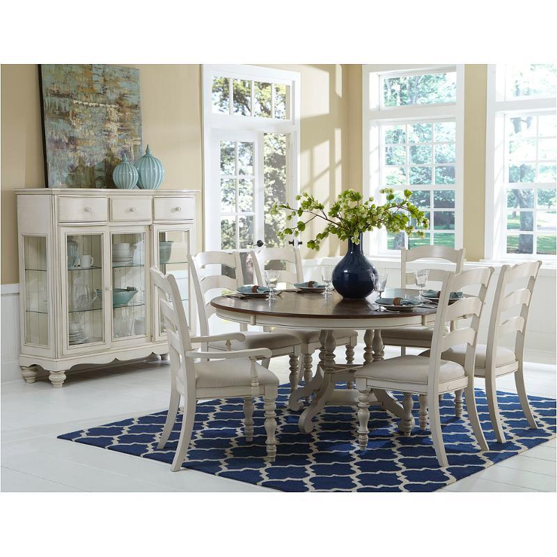 Pine Dining Room Furniture: 5265-816 Hillsdale Furniture Pine Island