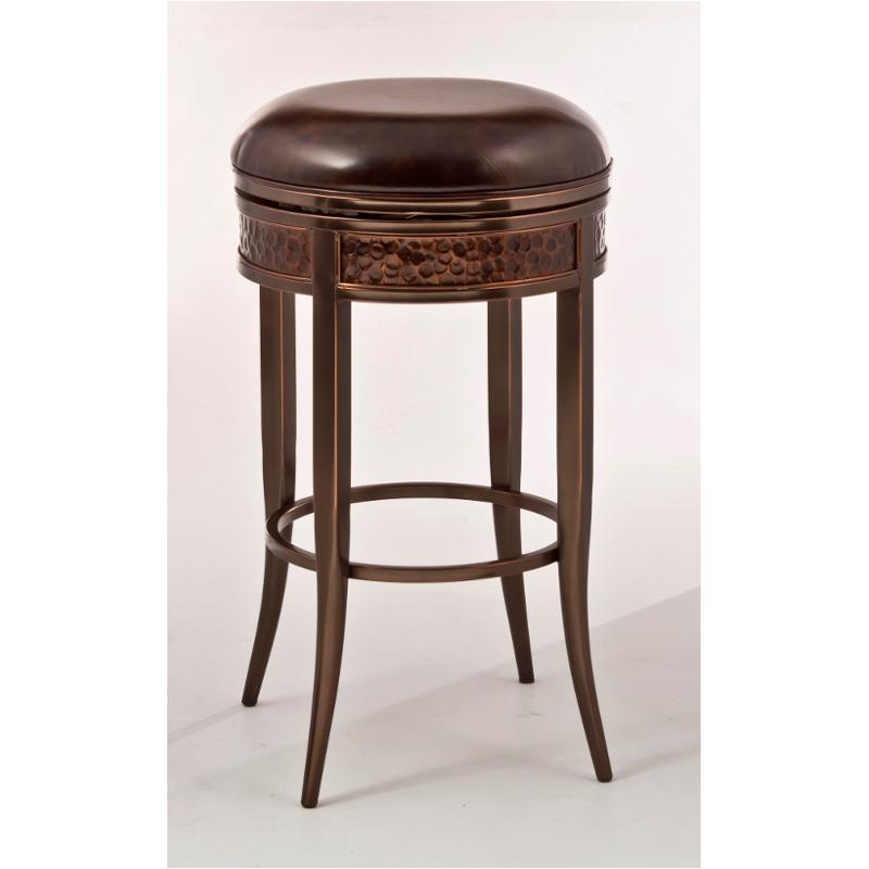 Super 5596 826 Hillsdale Furniture Parkside Copper Backless Swivel Counter Stool Unemploymentrelief Wooden Chair Designs For Living Room Unemploymentrelieforg