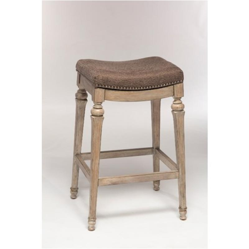 Astounding 5606 830 Hillsdale Furniture Vetrina Backless Non Swivel Bar Stool With Grey Fabric Caraccident5 Cool Chair Designs And Ideas Caraccident5Info