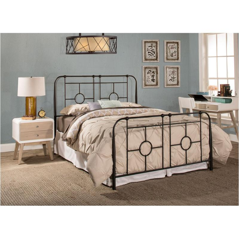 1859 500 Hillsdale Furniture Trenton Bedroom Bed