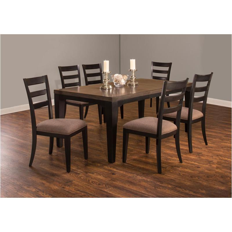 5756-810 Hillsdale Furniture Sheridan Extension Dining Table