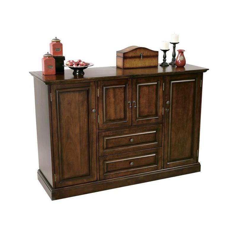 695080 Howard Miller Wine And Bar Cabinet