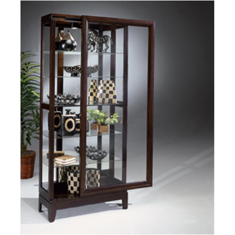 33780 Philip Reinisch Company Merlot Urbane Curio Cabinet