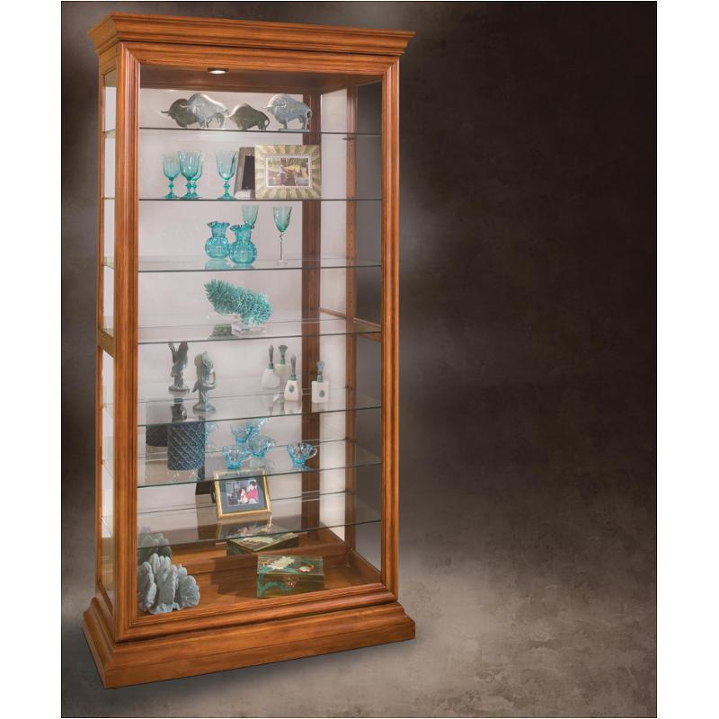 glass door display cabinet 58251 philip reinisch company oak manifestation curio 15838