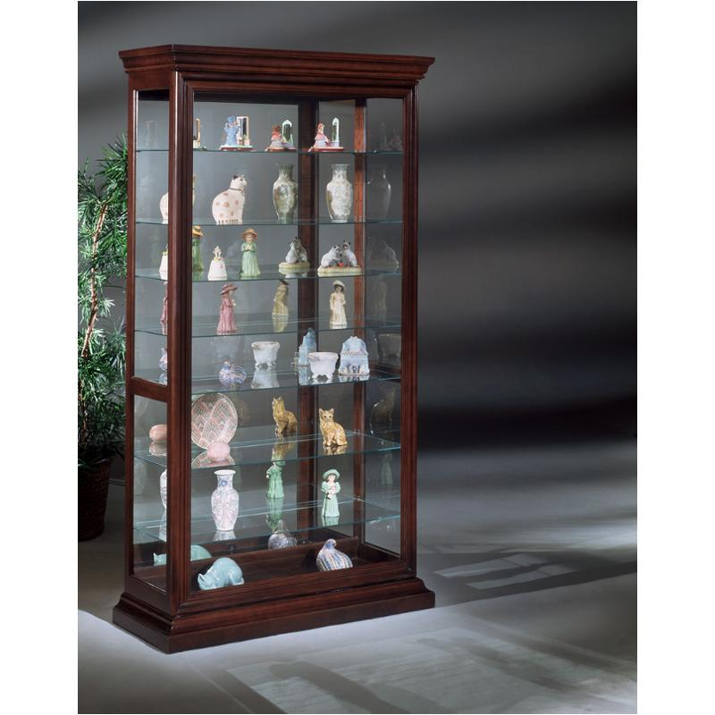 58282 Philip Reinisch Company Lighthouse Accent Curio  sc 1 st  Home Living Furniture & 58282 Philip Reinisch Company Cherry Manifestation Curio Cabinet