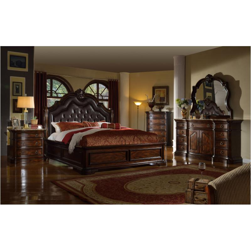 B6002-c Mc Ferran Home Furnishings Tuscan Bedroom Chest