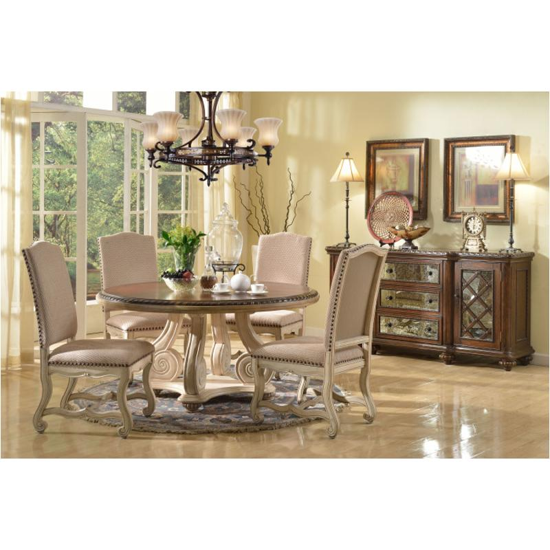 D9801 60x60 mc ferran home furnishings d9801 60in dining table for Table 60x60 design