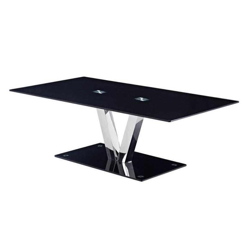 T655c Global Furniture 655 Coffee Table