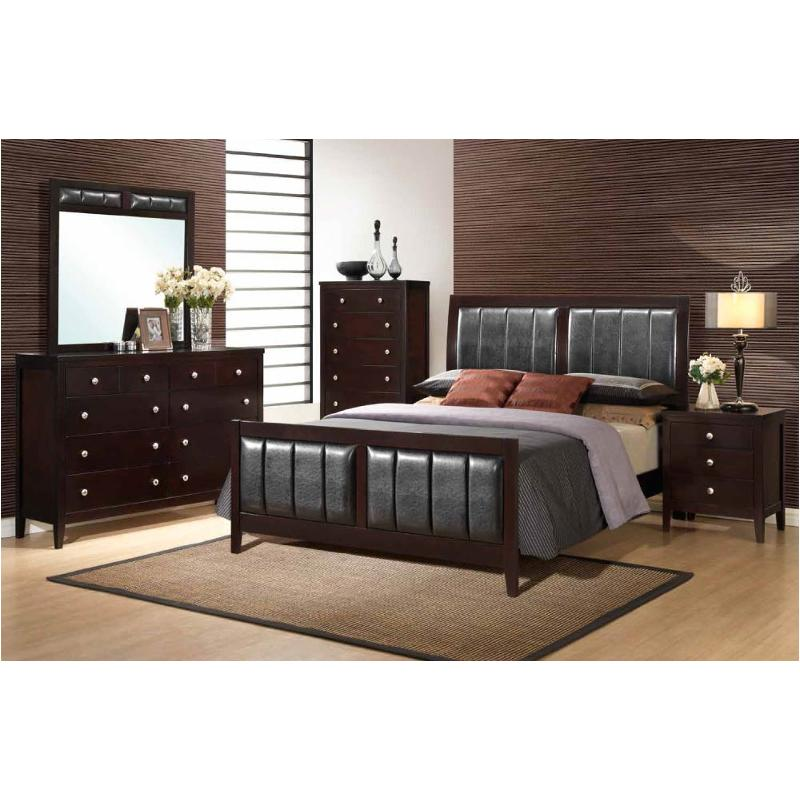 Rosa-ab-kb Global Furniture Rosa - Antique Black And Black Bedroom Bed - Rosa-ab-kb Global Furniture King Bed - Antique Black/black